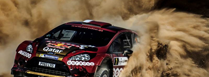 Qatar International Rally 2017