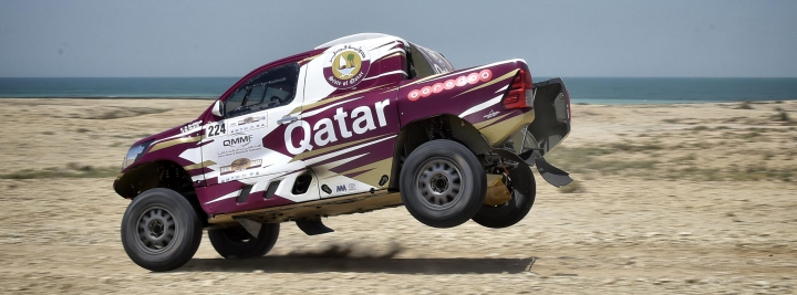 Qatar Sealine Cross Country Rally